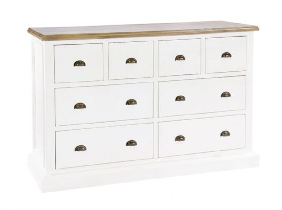 Trebetherick 8 Drawer Chest - Special Order